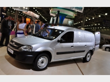 Фотография Largus Fourgon